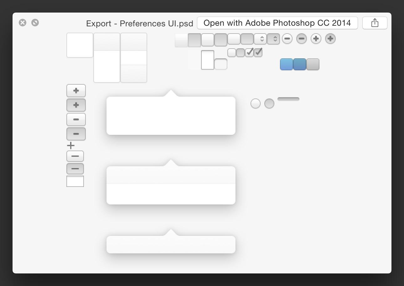 My app design workflow