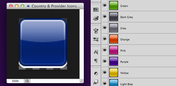 Exporting from Photoshop