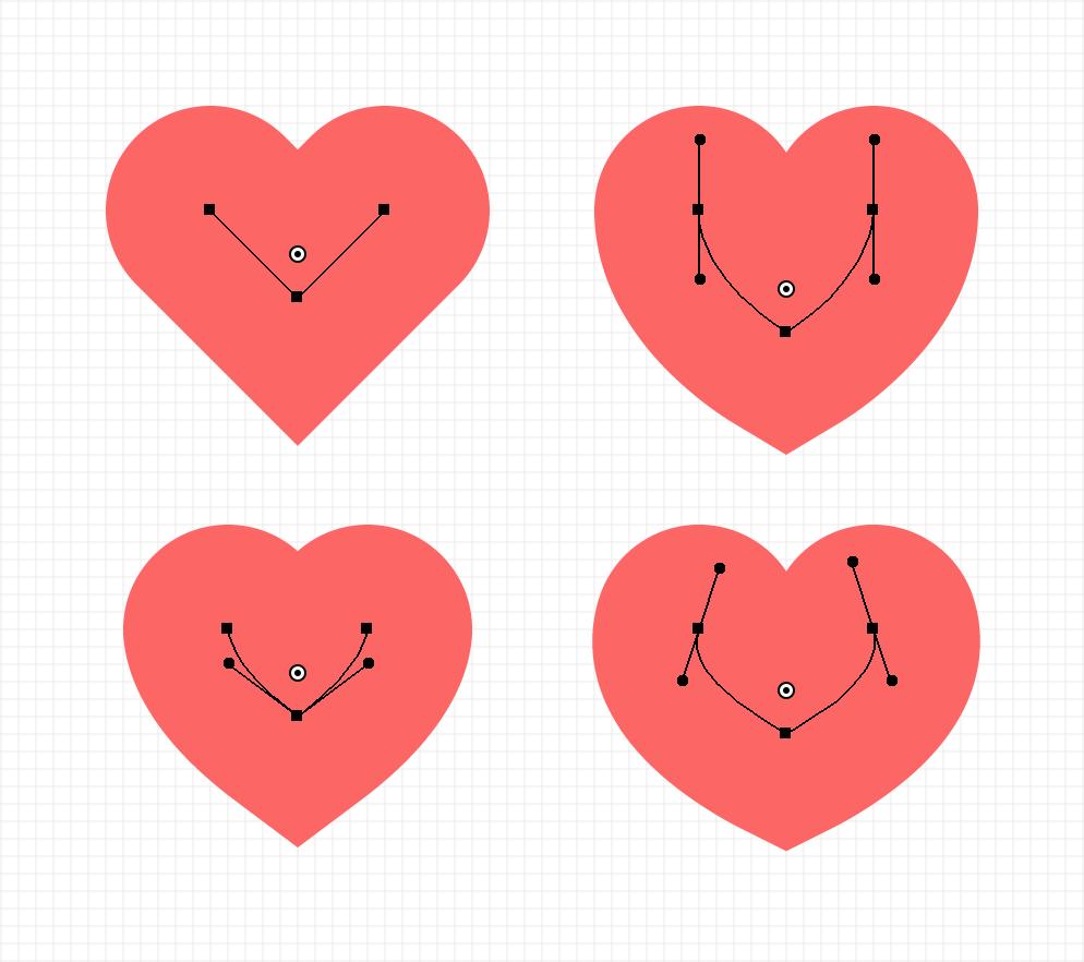 Vector icon speed runs for Vector Heart Shape Illustrator  111bof