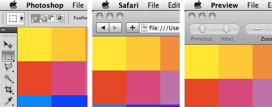 colorsmatch Quản lý Màu sắc trên Photoshop