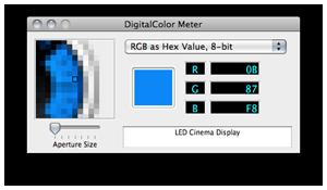 digitalcolormeter Quản lý Màu sắc trên Photoshop