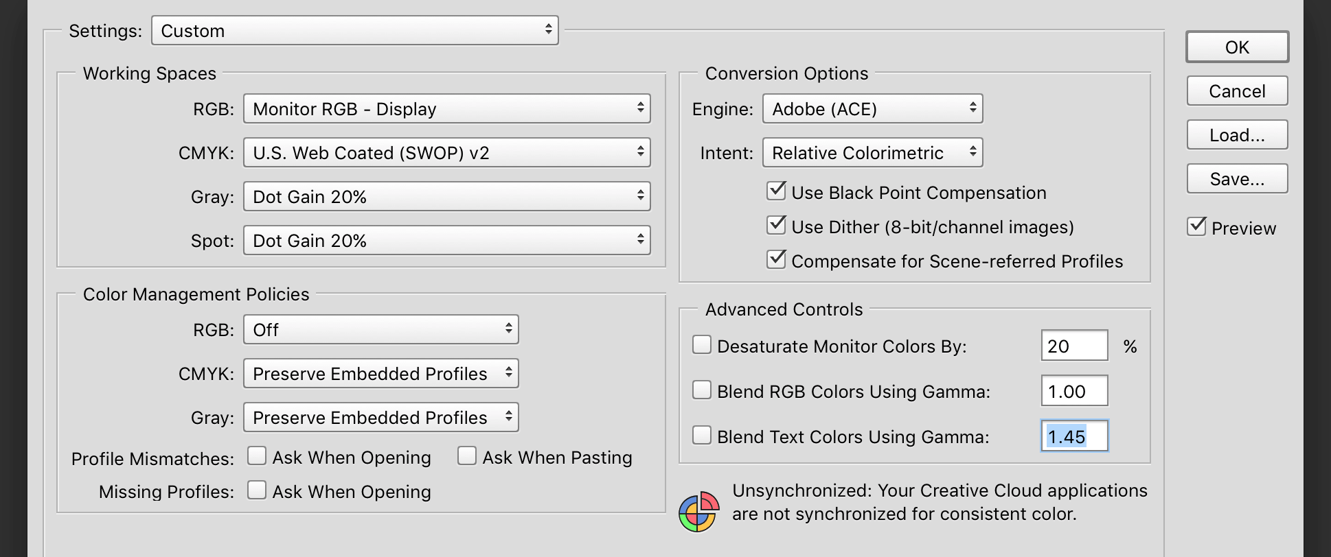 Text In Photoshop CS6