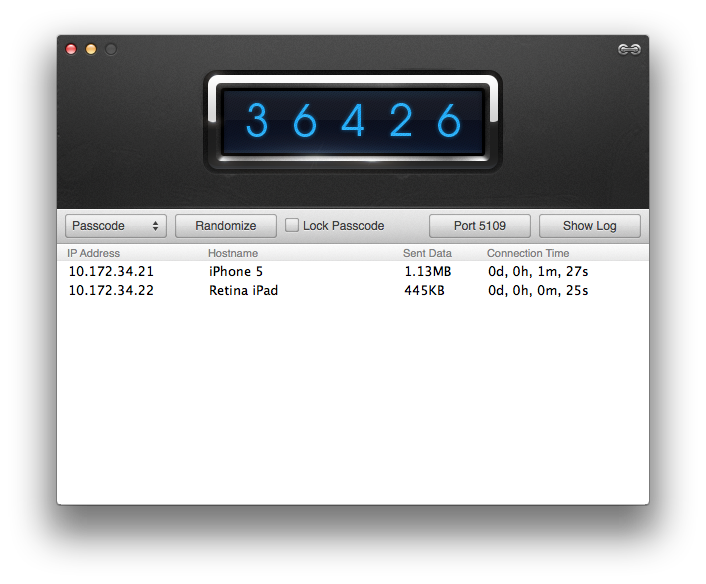 iStat Server for macOS